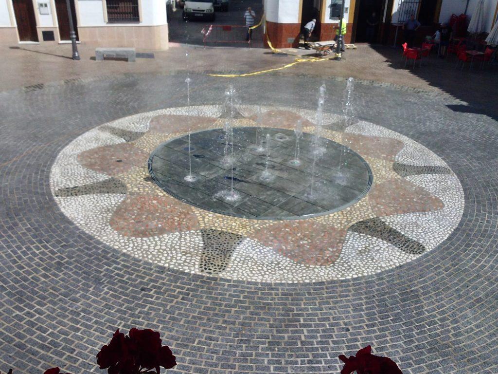 Plaza de Montejaque